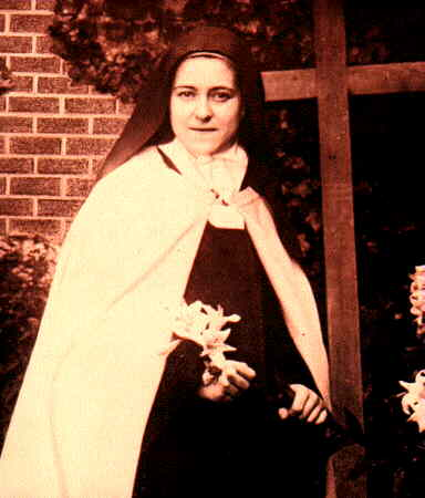 Saint Therese` of The Child Jesus 1873-1897
