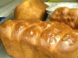 Brioche Parisienne Loaf