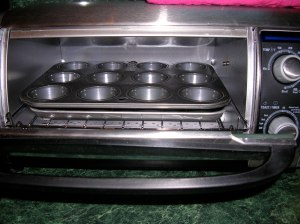 Christmas Toaster Oven