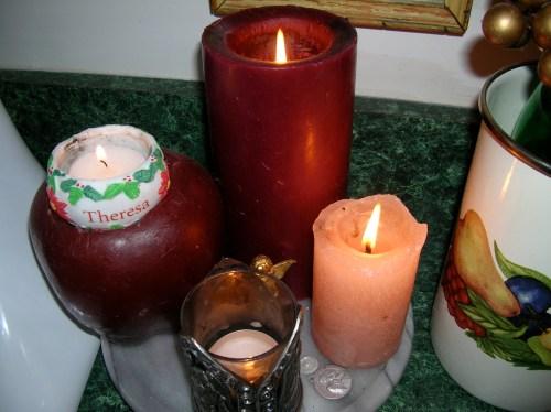 My Prayer Candles
