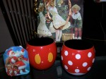 Mickey and Minnie Mouse Coffee Mugs