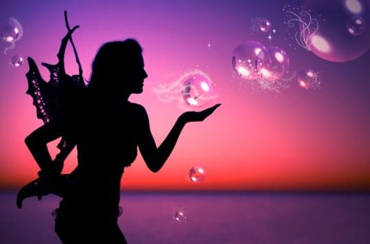 """Dream Fairy by Alexandria Mezzano LaNaier"""