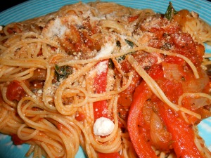 redpepperonionspaghetti