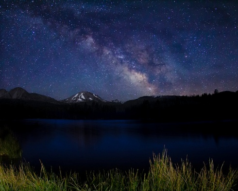 """Lassen Milky Way - Josh Hawley"""