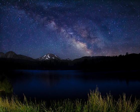"""""""Lassen Milky Way - Josh Hawley"""""""