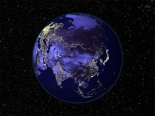 Earth-at-night-NASA